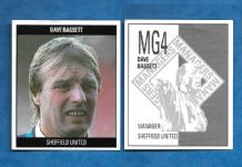 Sheffield United Dave Bassett MG4